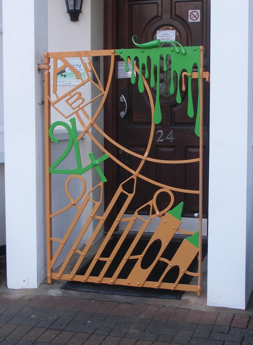 Nursery Gate