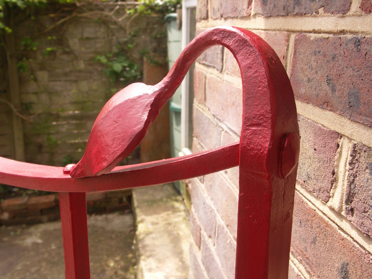 Red Sample Gate