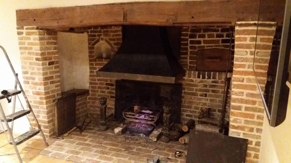 Swingle Swangle Fireplace