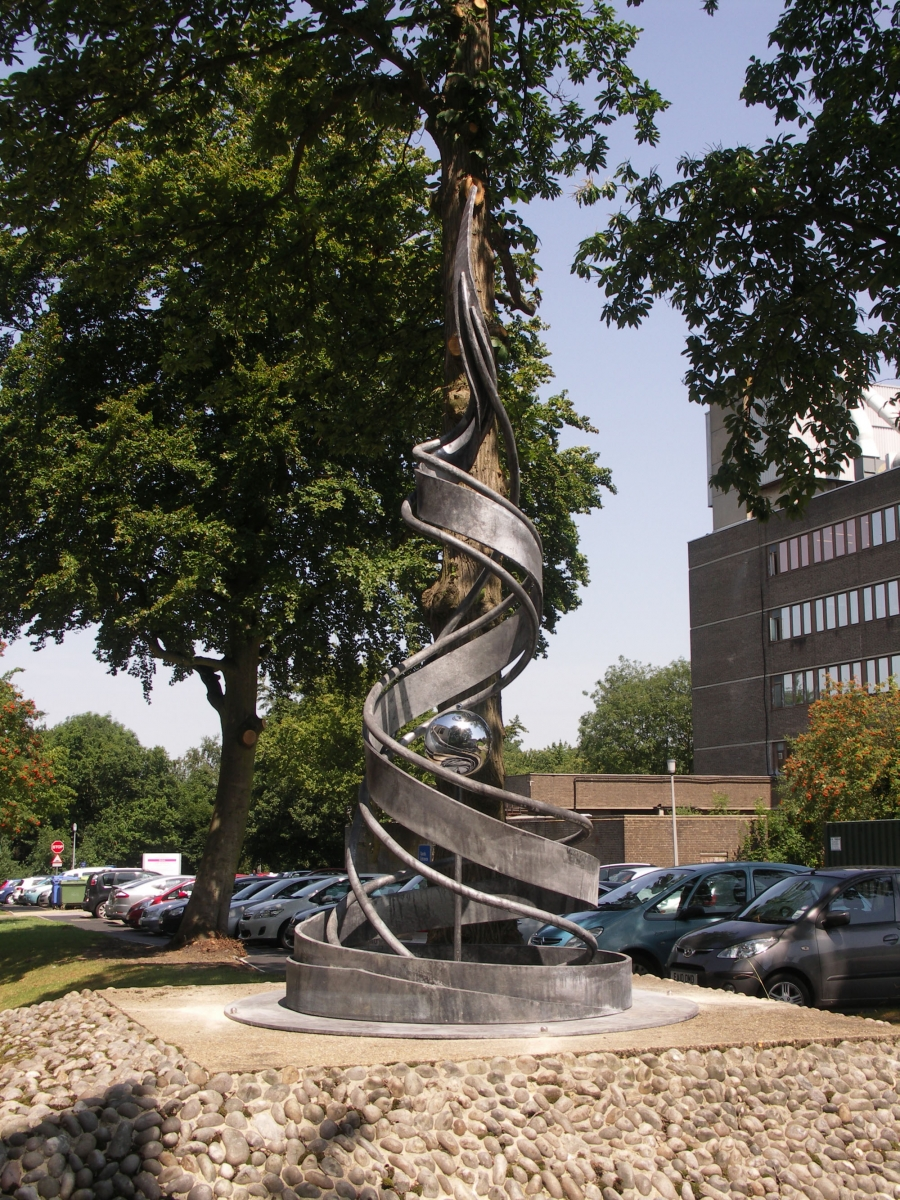 University of Kent Sculpture