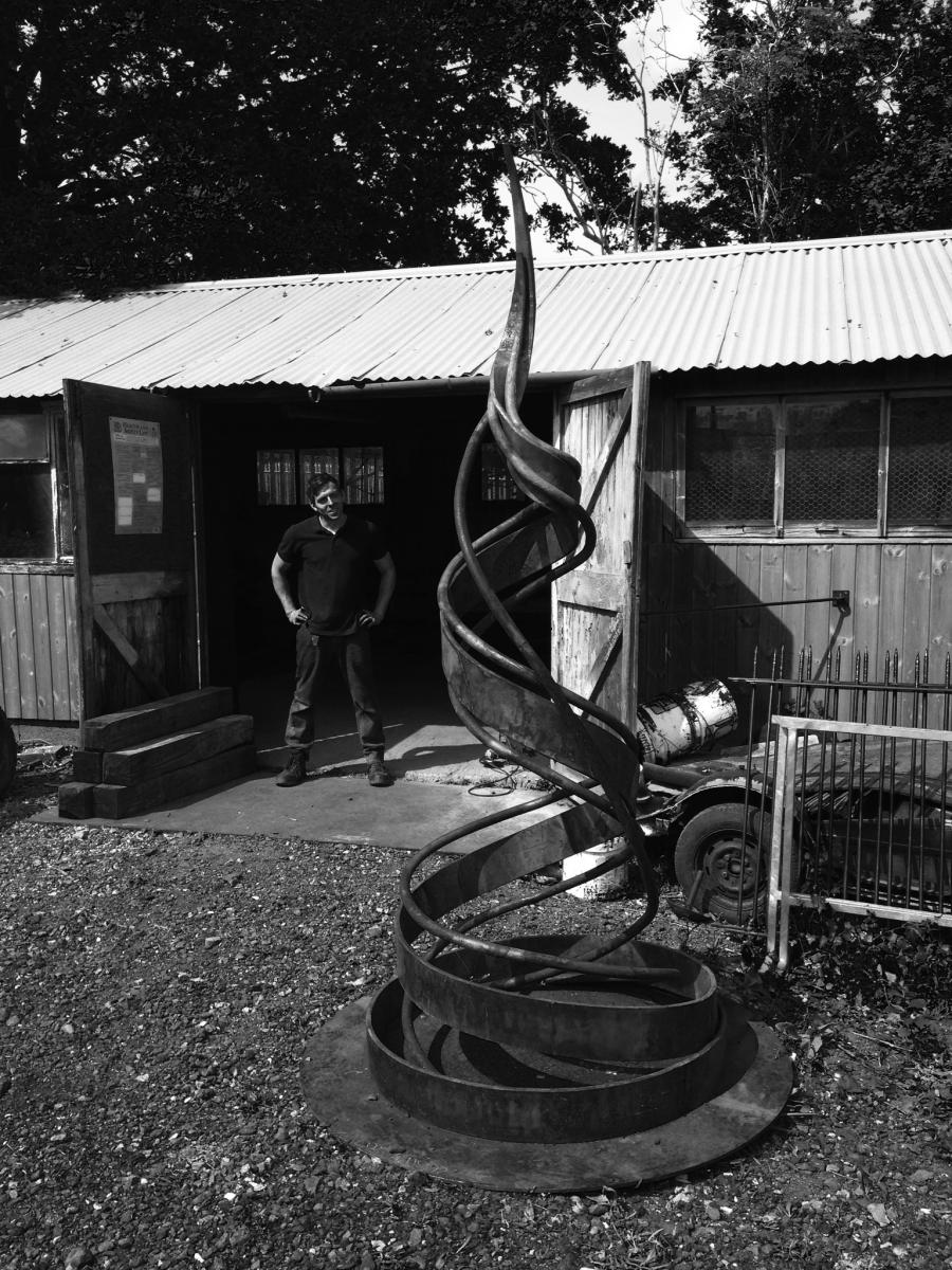University of Kent Sculpture