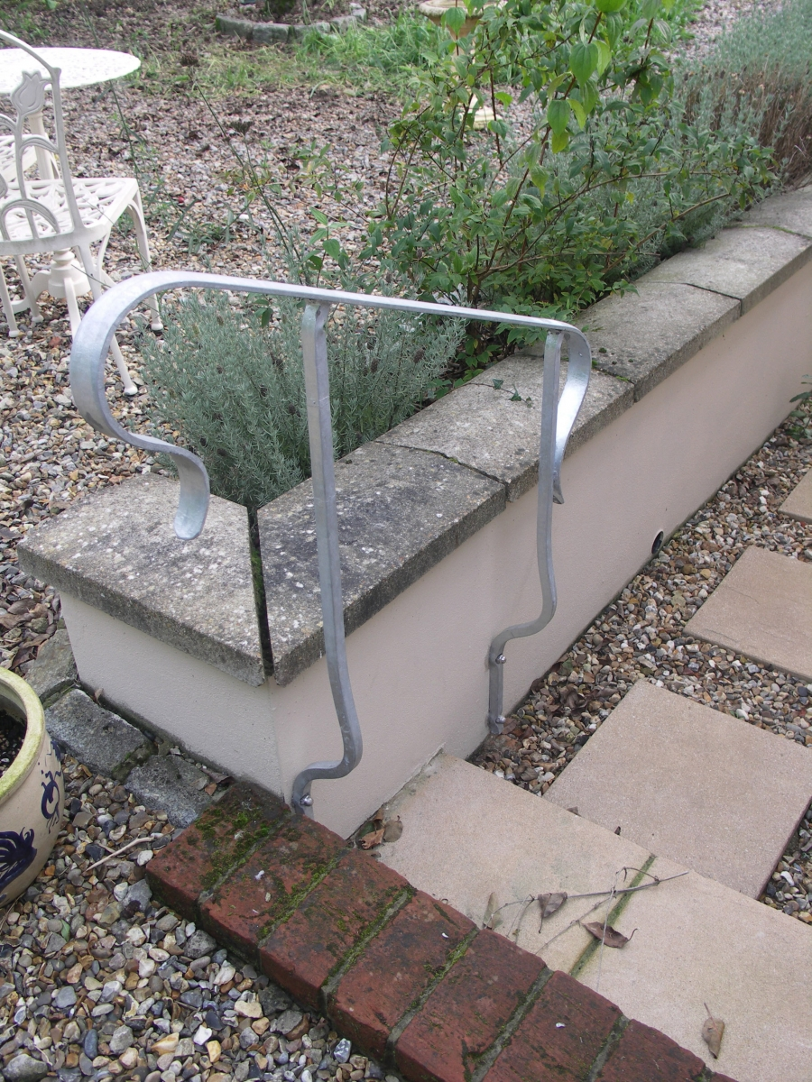 Vineyard Handrail